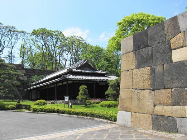 皇居東御苑7〔フリー写真〕