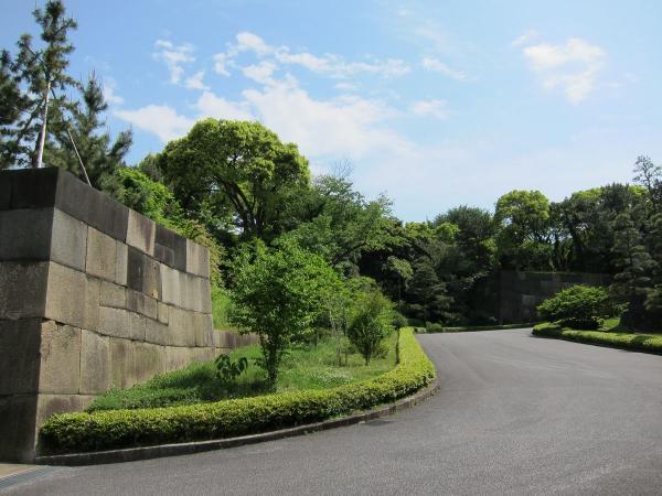 皇居東御苑8〔フリー写真〕