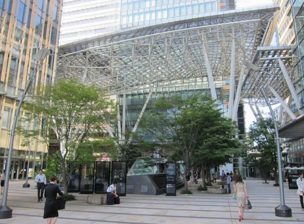 東京ミッドタウン3〔フリー写真〕
