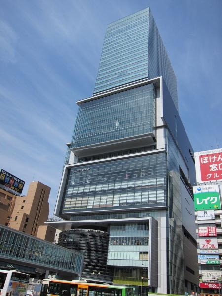 渋谷ヒカリエ1〔フリー写真〕
