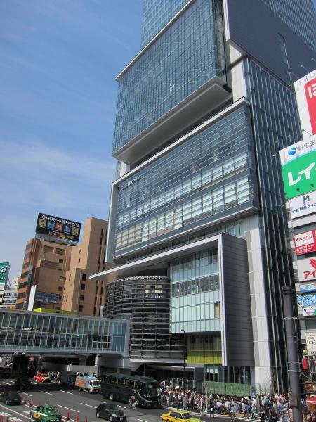 渋谷ヒカリエ2〔フリー写真〕