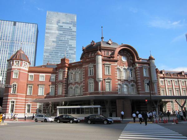 東京駅8〔フリー写真〕