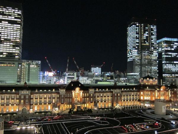 東京駅15〔フリー写真〕