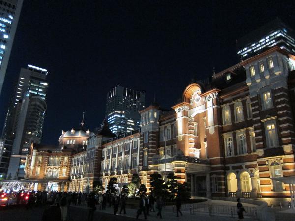 東京駅16〔フリー写真〕