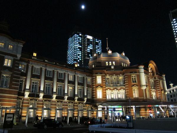東京駅18〔フリー写真〕
