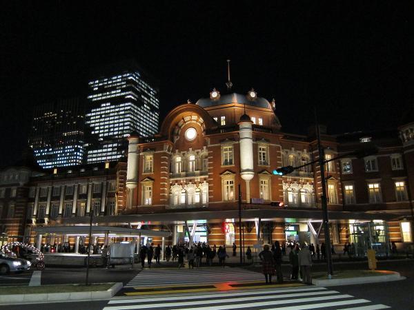 東京駅19〔フリー写真〕