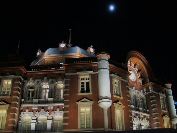 東京駅20〔フリー写真〕
