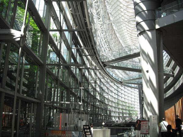 東京国際フォーラム〔フリー写真〕
