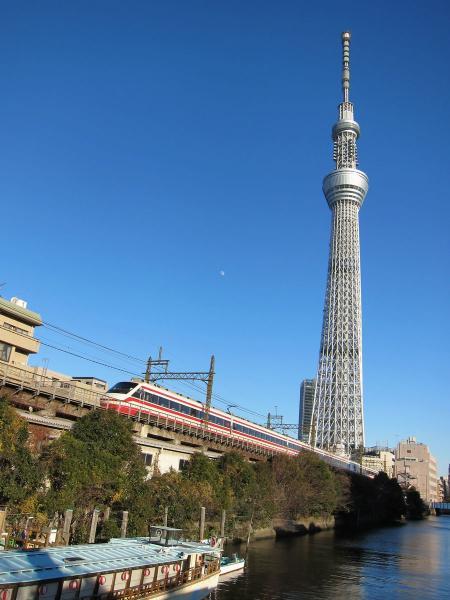 東京スカイツリー1〔フリー写真〕
