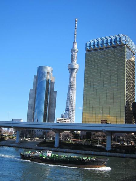 東京スカイツリー5〔フリー写真〕