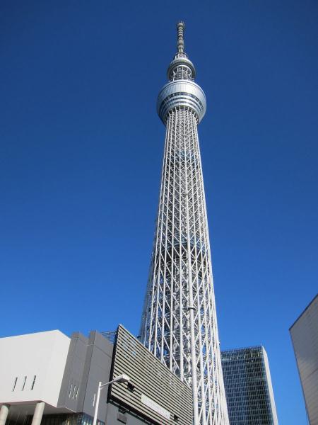 東京スカイツリー9〔フリー写真〕