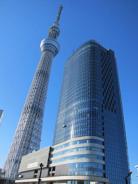 東京スカイツリー12〔フリー写真〕