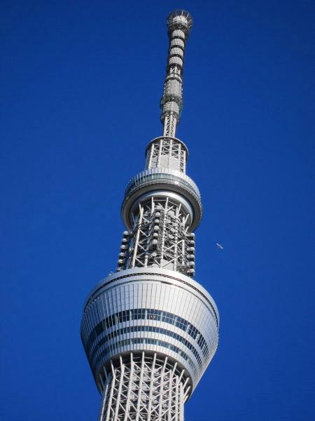 東京スカイツリー14〔フリー写真〕