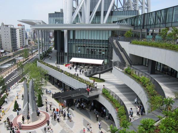 東京スカイツリータウン1〔フリー写真〕