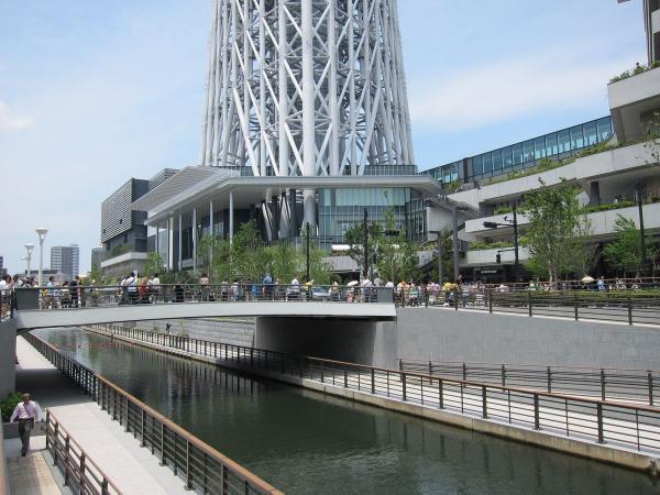 東京スカイツリータウン6〔フリー写真〕