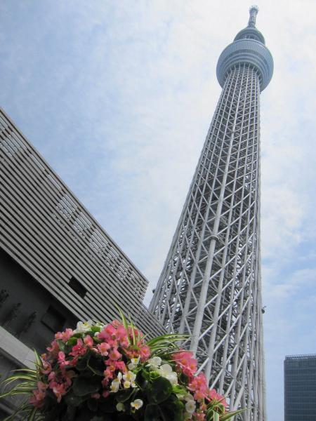 東京スカイツリータウン12〔フリー写真〕