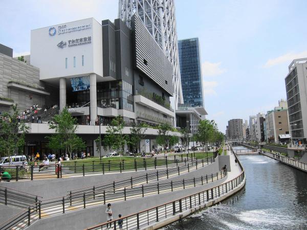 東京スカイツリータウン13〔フリー写真〕