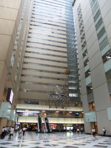 新宿NSビル1〔フリー写真〕