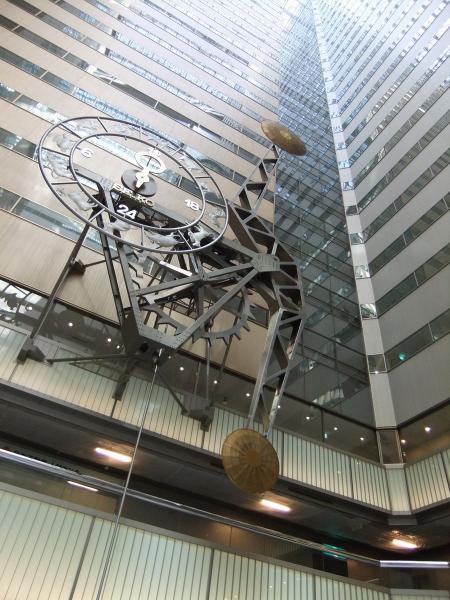 新宿NSビル2〔フリー写真〕
