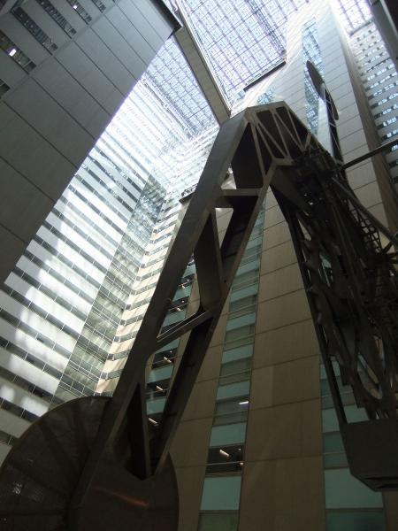 新宿NSビル3〔フリー写真〕