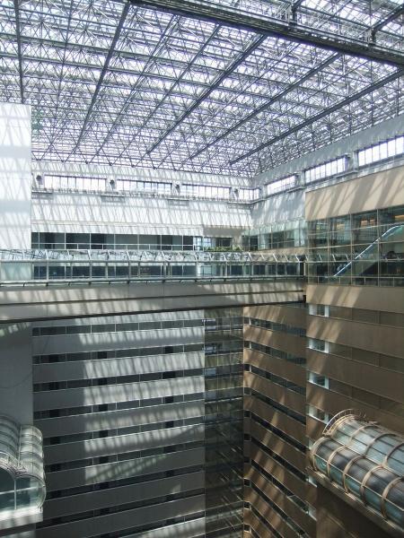 新宿NSビル4〔フリー写真〕