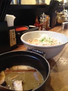 ろおじのつけ麺