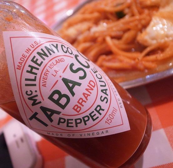 スパゲッティのナポリ