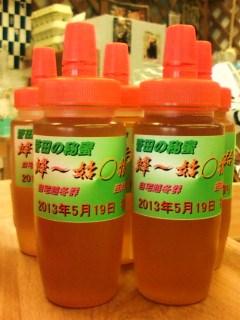 20130519菅田の蜂蜜