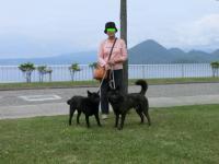 洞爺湖散歩2