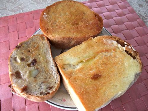 エルベテルのパン