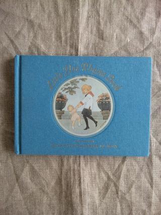 Little Blue Rhyme Books