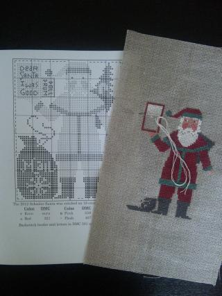 The 2012 Schooler Santa