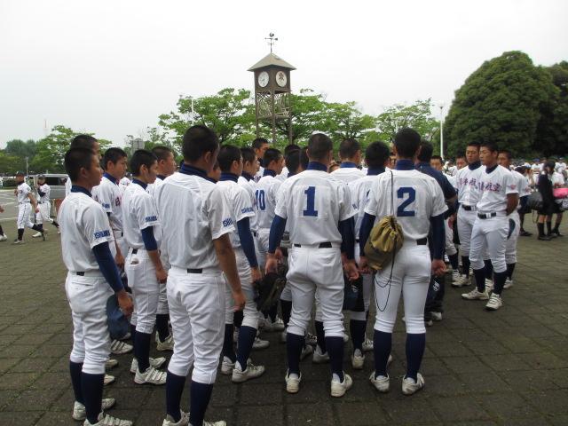 高校野球開会式 001
