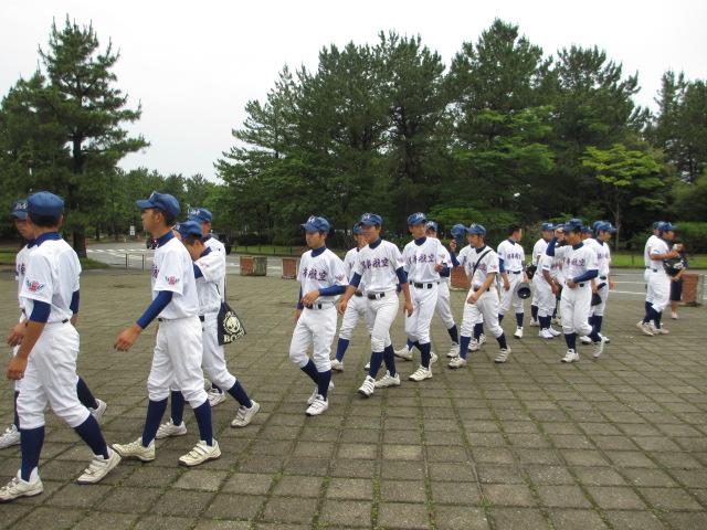 高校野球開会式 002