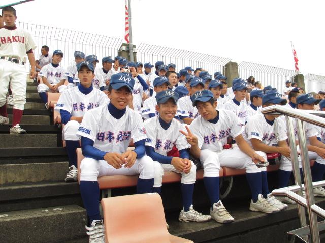 高校野球開会式 004