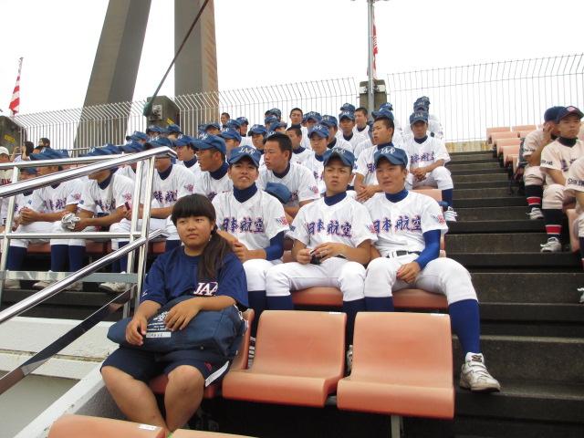 高校野球開会式 005