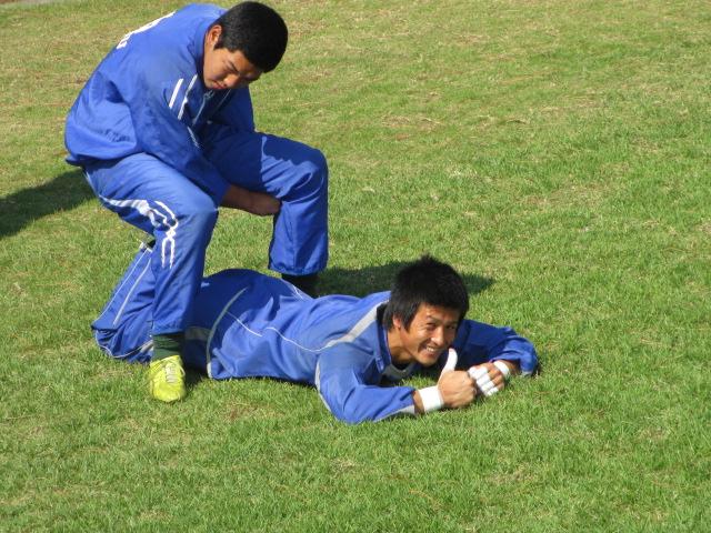 選手権石川県大会一回戦 日本航空vs小松明峰 005