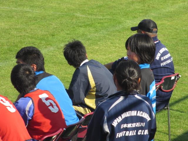 選手権石川県大会一回戦 日本航空vs小松明峰 095