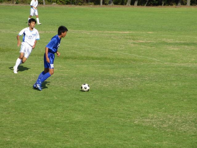 選手権石川県大会一回戦 日本航空vs小松明峰 108