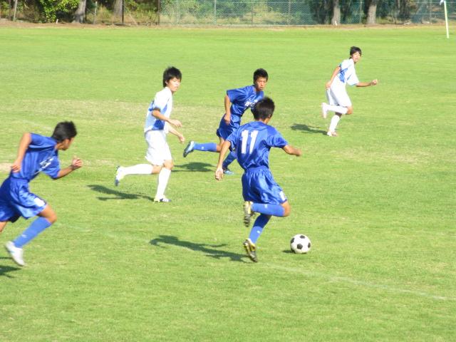 選手権石川県大会一回戦 日本航空vs小松明峰 113