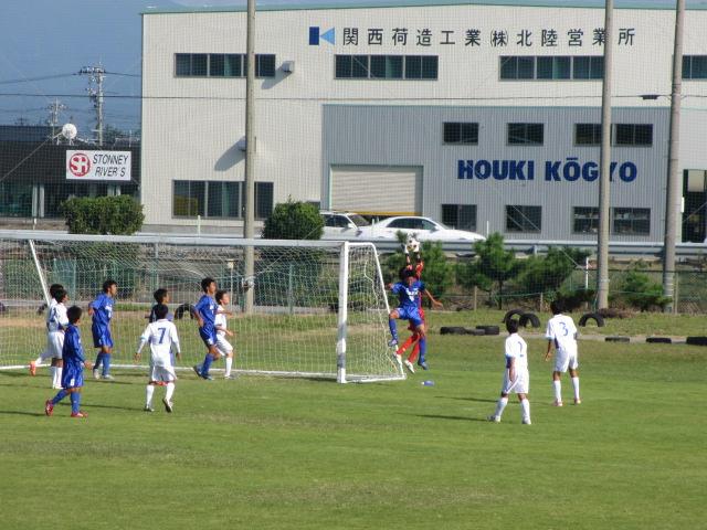 選手権石川県大会一回戦 日本航空vs小松明峰 138