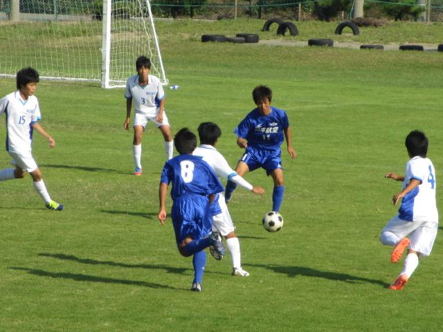 選手権石川県大会一回戦 日本航空vs小松明峰 135