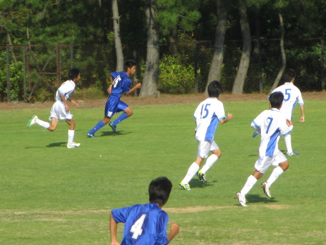 選手権石川県大会一回戦 日本航空vs小松明峰 153