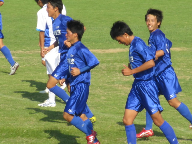 選手権石川県大会一回戦 日本航空vs小松明峰 143