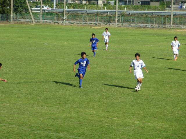 選手権石川県大会一回戦 日本航空vs小松明峰 158