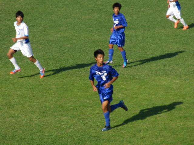 選手権石川県大会一回戦 日本航空vs小松明峰 191