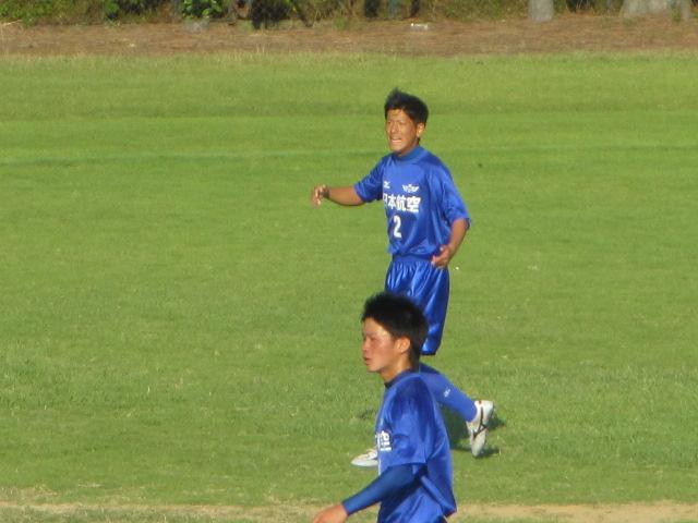 選手権石川県大会一回戦 日本航空vs小松明峰 206