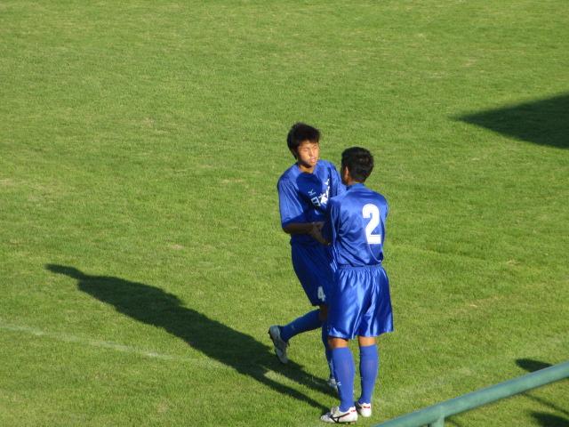 選手権石川県大会一回戦 日本航空vs小松明峰 204
