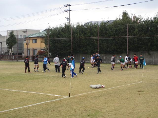 高校ラグビー 航空vs県工 007