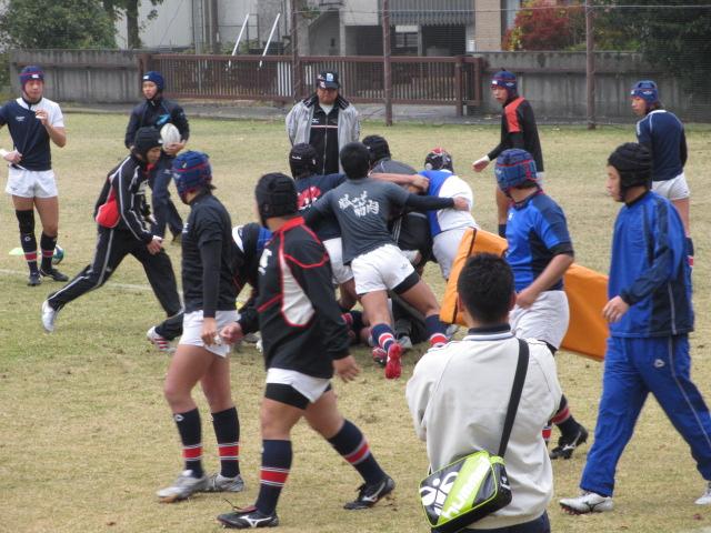 高校ラグビー 航空vs県工 011